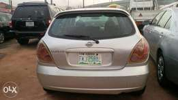 Registered Nissan Almera 2003/04 Model, Automatic With AC