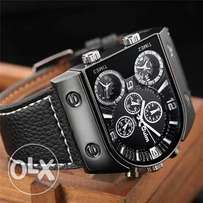 Oulm 9315 military style watch