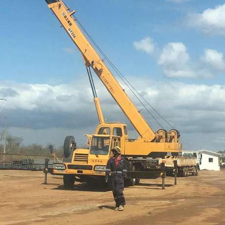 crane for hire (long term only -10days plus Nairobi South - image 2