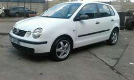 Bargain polo 1.4i R47000 NOT NEG