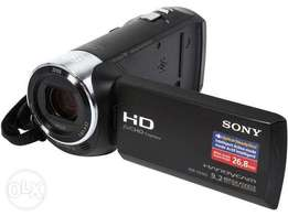 Sony video HDR CX405