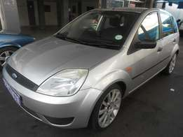 2005 Ford Fiesta 1.4 For R 70000