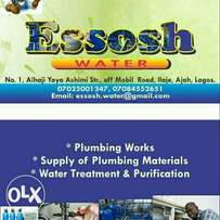 Expart installer on water purification