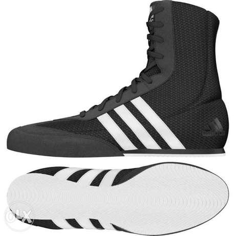 Adidas Boxing Shoes Black / Taekwondo Martial arts