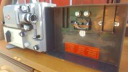 Projector eumig wien type mark 8