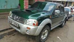 Nissan navara dcab manual