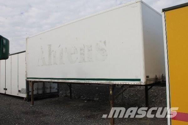 Växelflak Container - 2003