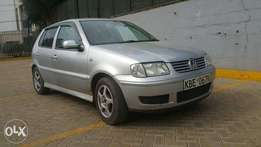 VW polo, very clean, buy and drive