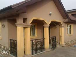 Single 3 Bedroom Flat To Let at Mallam Tope Junction, Osogbo