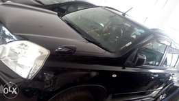 Just imported Black Xtrail KCP
