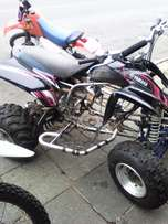 Complete Yamaha Raptor 350 stripping for spares
