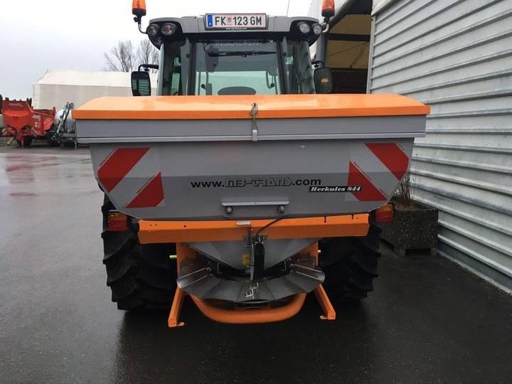 Landgut Herkules 844 INOX Splitt- und Salzstreuer - 2017