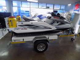 yamaha fx 1800 on trailer 2012 , 111 hours must clear