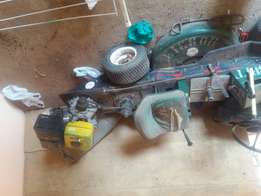 Selling a grass mower