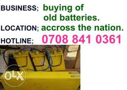 Scrap Battery dealers Agege Abulegba Lagos