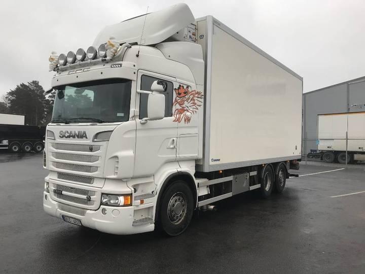 Scania R500 6x2*4 - 2012