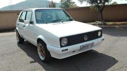 golf 1.8 cti limited edition