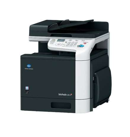 Konica C25 digital colour A4 photocopier at 40,000/- Industrial Area - image 1