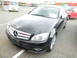 2010 Mercedes C 200 Trade-in OK