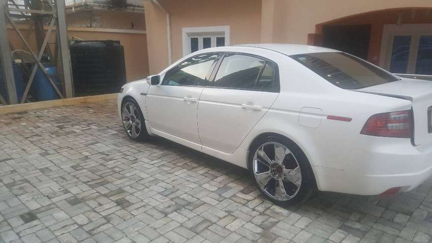 Clean And Feature Upgraded Acura TL Irepodun Cars Lagos OLX - Acura tl upgrades