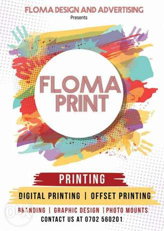 Digital and offset Printing City Centre - image 1