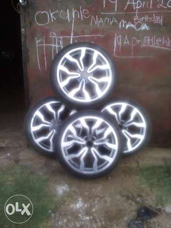 Audi A3s Mags and tyres Westonaria - image 1