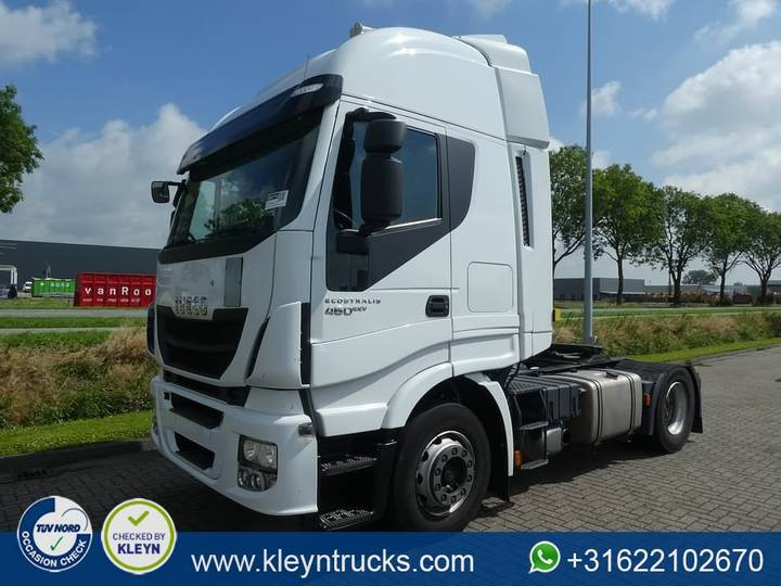 Iveco AS440S46 STRALIS - 2013