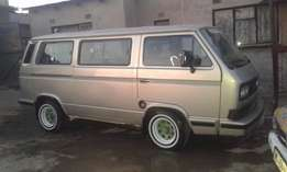 im selling my VW Caravelle 2.1