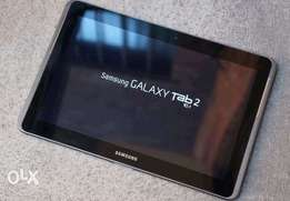 Clean 32GB Samsung Tab 2 10.1 sim and WIFI
