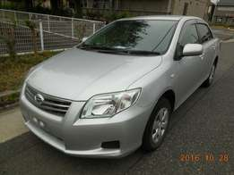 for sale toyot axio 2010 model