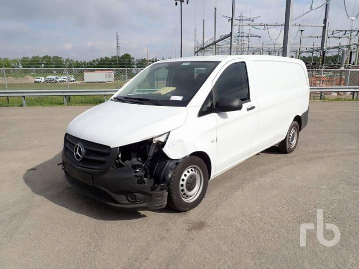Mercedes-Benz VITO 114CDI Van - 2016