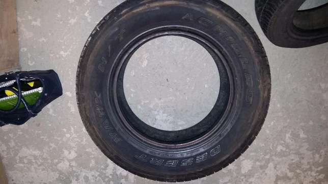 Good quality second hand tyres Mossel Bay - image 6