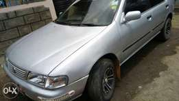 Quick sale of clean Nissan B 14..