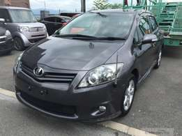 Toyota Auris Black New Arrival