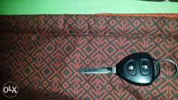 Original toyota key for sale