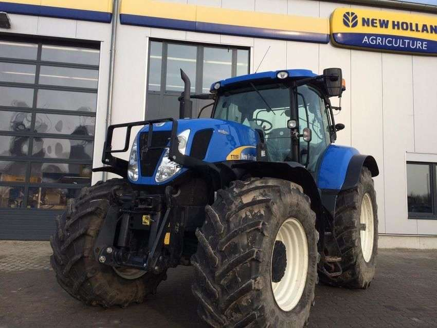 New Holland T7050ac - 2011