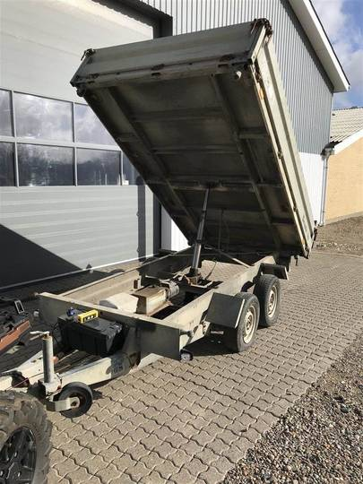 Brenderup 2500 Tiptrailer