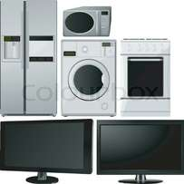 appliance repair e.g washing machine,stove,fridge,cold rooms same day