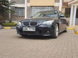 BMW 530i, Fully loaded packed with mind blowing specs, one owner