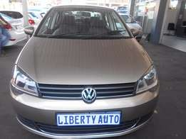 Volkswagen Polo Vivo 1.4 2015 Sedan 10,000 km Automatic Gear Trend