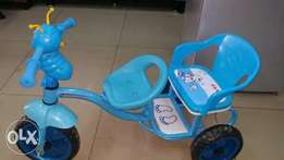 Baby Tricycle with Carrier