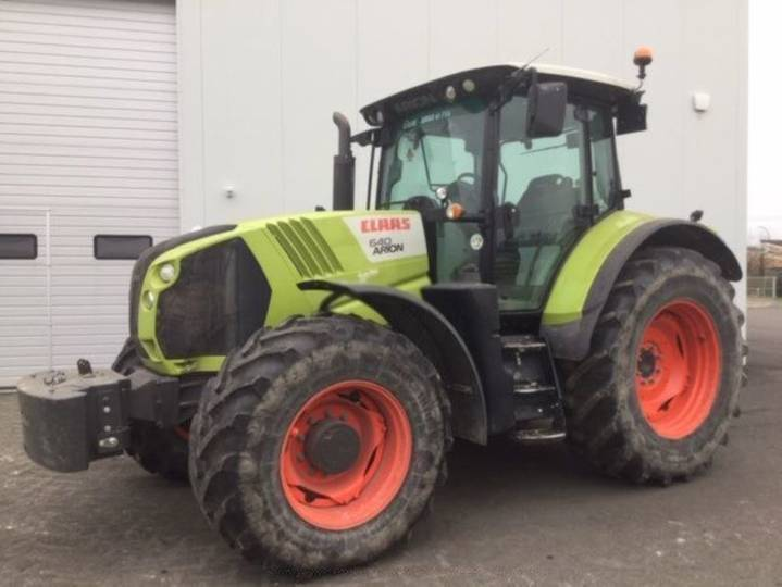 Claas arion 640 cis - 2014