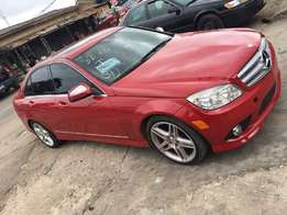 Tokunbo 2008 Mercedes Benz C350 4matic