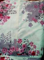 New cotton Bedsheets two 6*6 with 4 pillowcases delivery is free withi