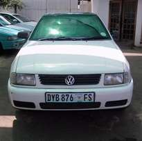 2002 VW Polo Classic_Black and White_(RWC included)