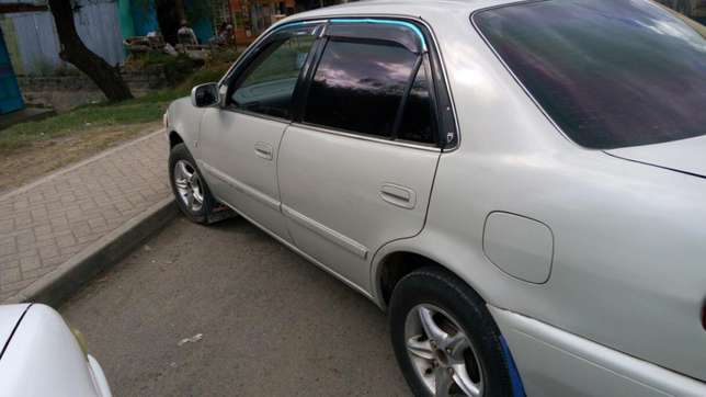 Toyota 110, for sale, well maintained, 370k Naivasha - image 5