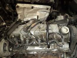 VOLVO XC90 2.4 5 CYL engine R29950