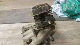 vw 38 weber with manifold swap