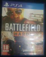 Battlefield Hardline PS4 ***Excellent condition