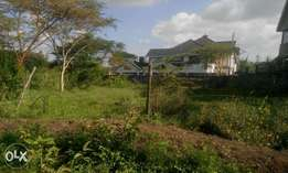 This is a very prime residential land in Ongata Rongai